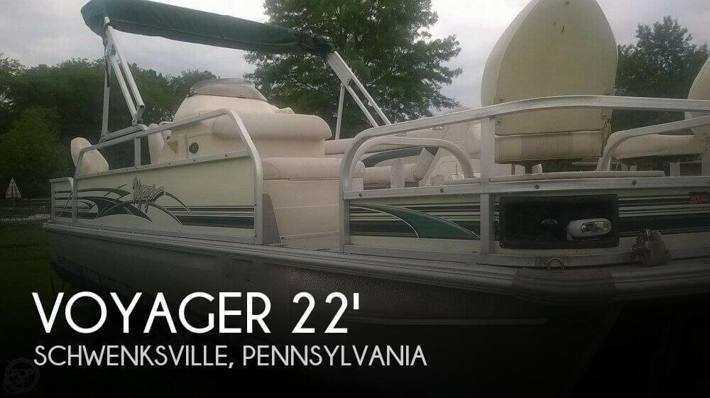 2002 Voyager Marine VS 22 Fish N Cruise - Photo #1