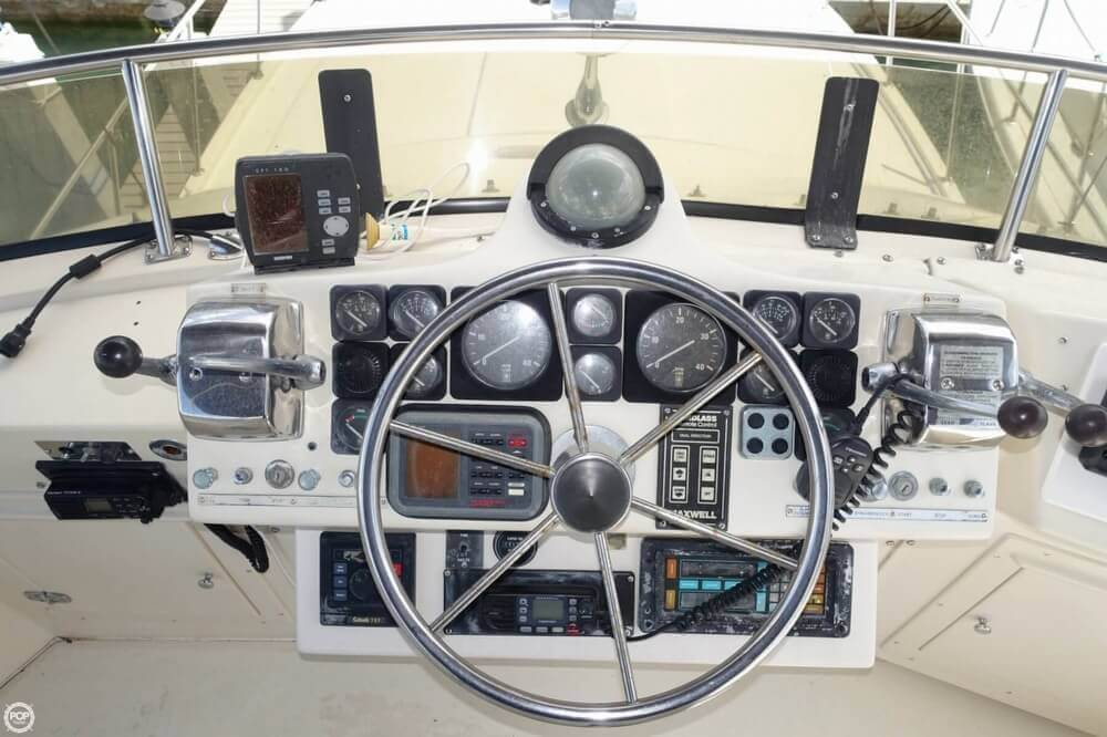 1989 Californian 45 Sundeck Double Cabin - Photo #15