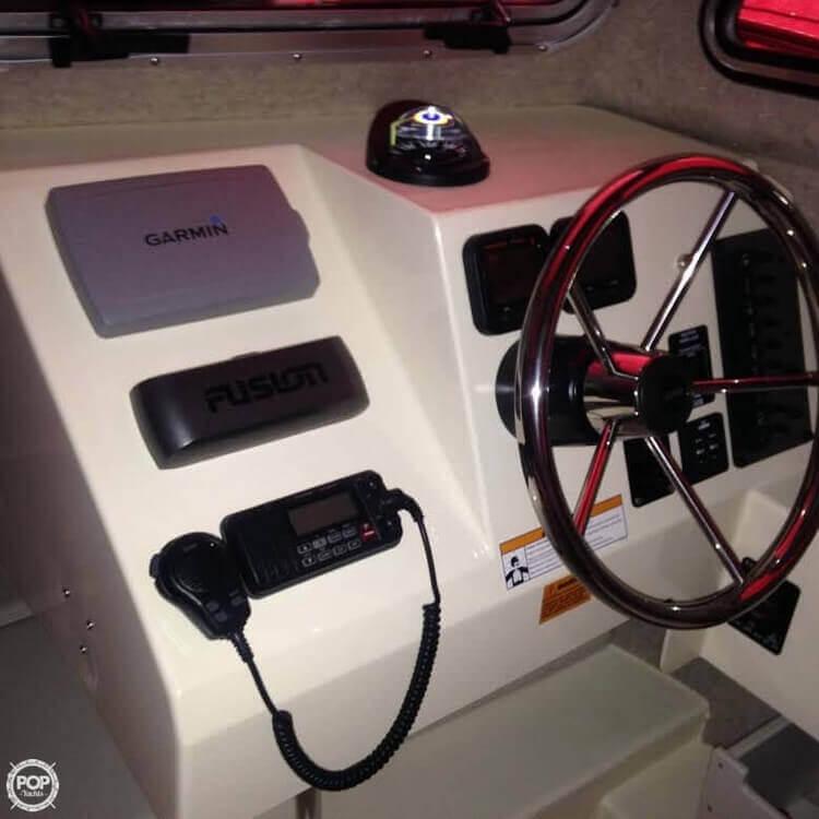 2013 Parker Marine Enterprises 2120 Walkaround - Photo #6
