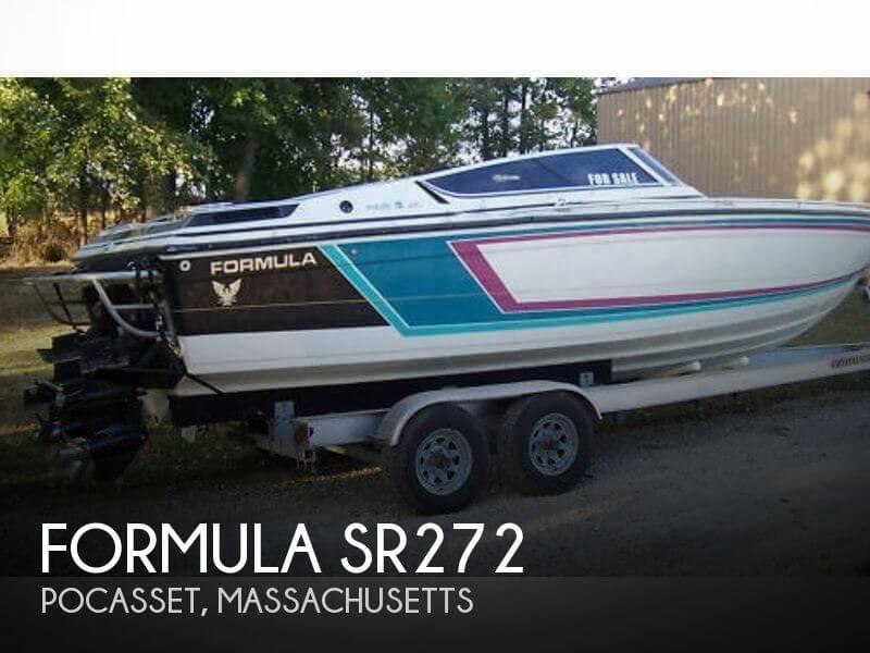 1988 Formula 27 - Photo #1