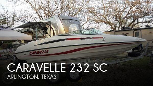 1996 Caravelle 232 SC - Photo #1
