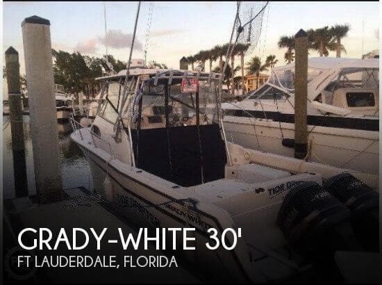 Used Grady-White Boats For Sale by owner | 2001 Grady-White 30