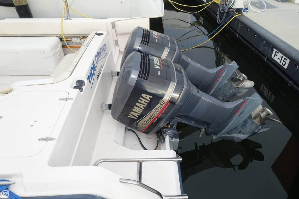 2001 Grady-White 300 Marlin - Photo #16