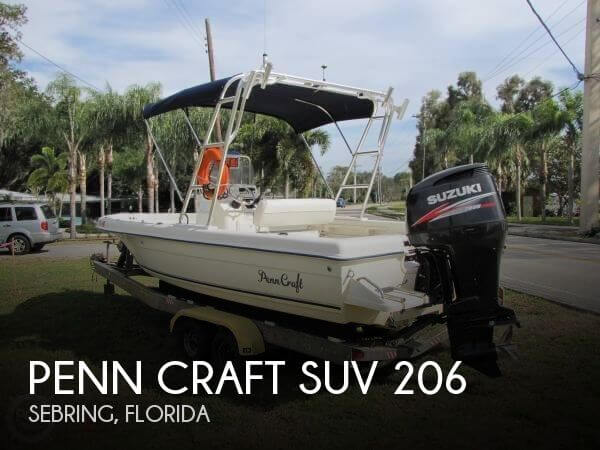 Used Boats For Sale by owner | 2005 Penn Craft 20
