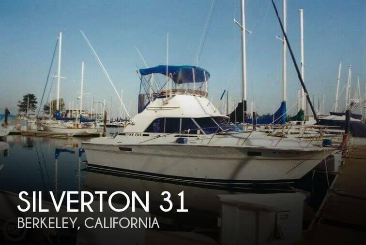 1977 Silverton 31 - Photo #1