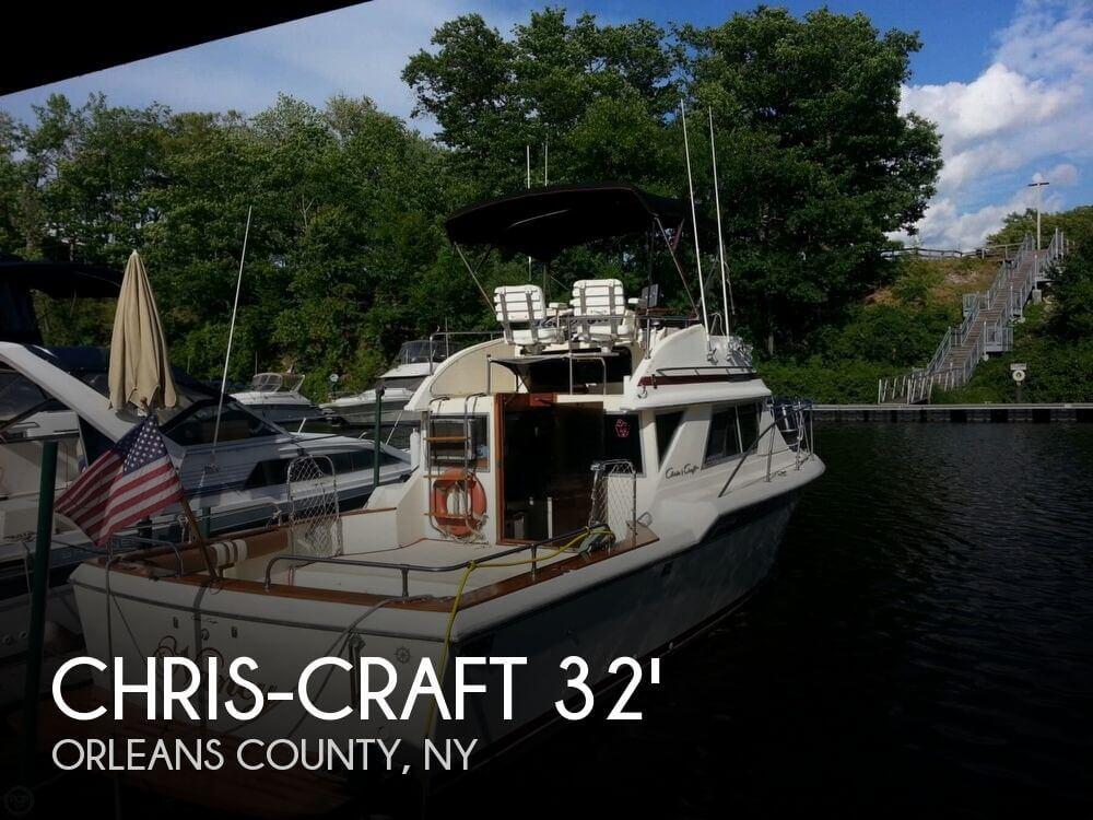 1984 Chris-Craft 315 Commander - Photo #1