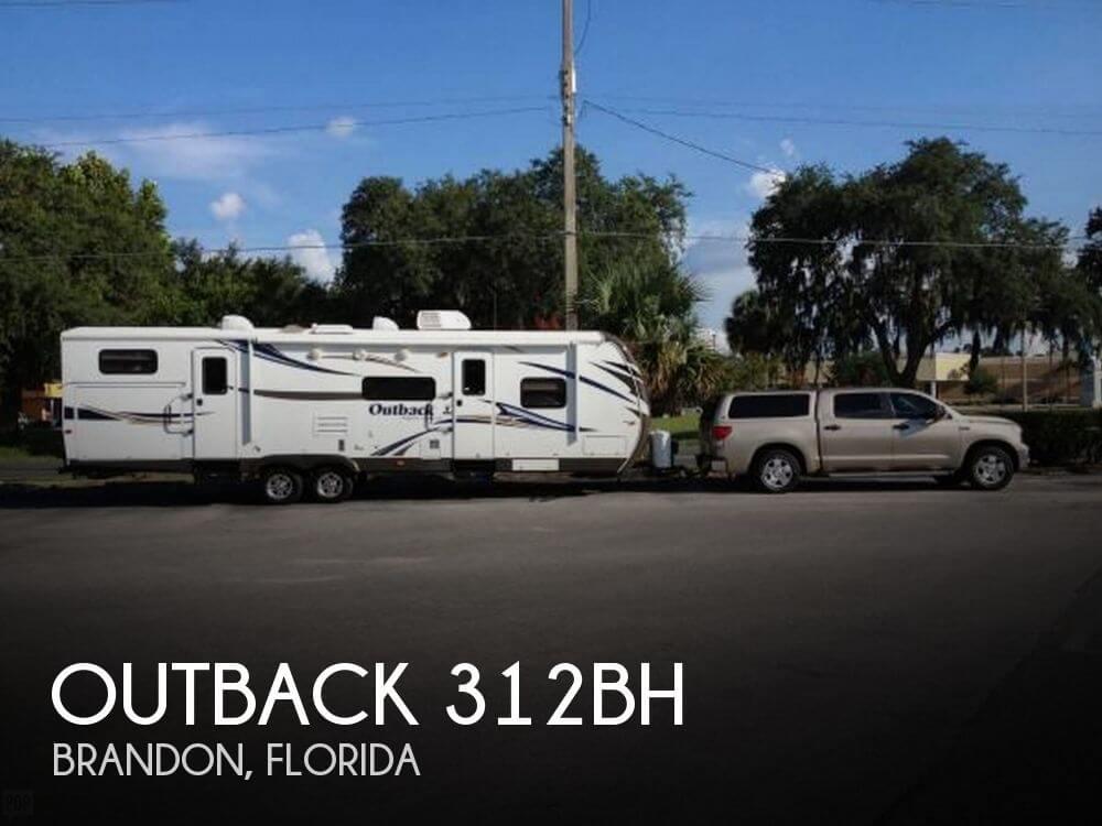 sold outback 312bh rv in brandon fl 101176 pop rvs
