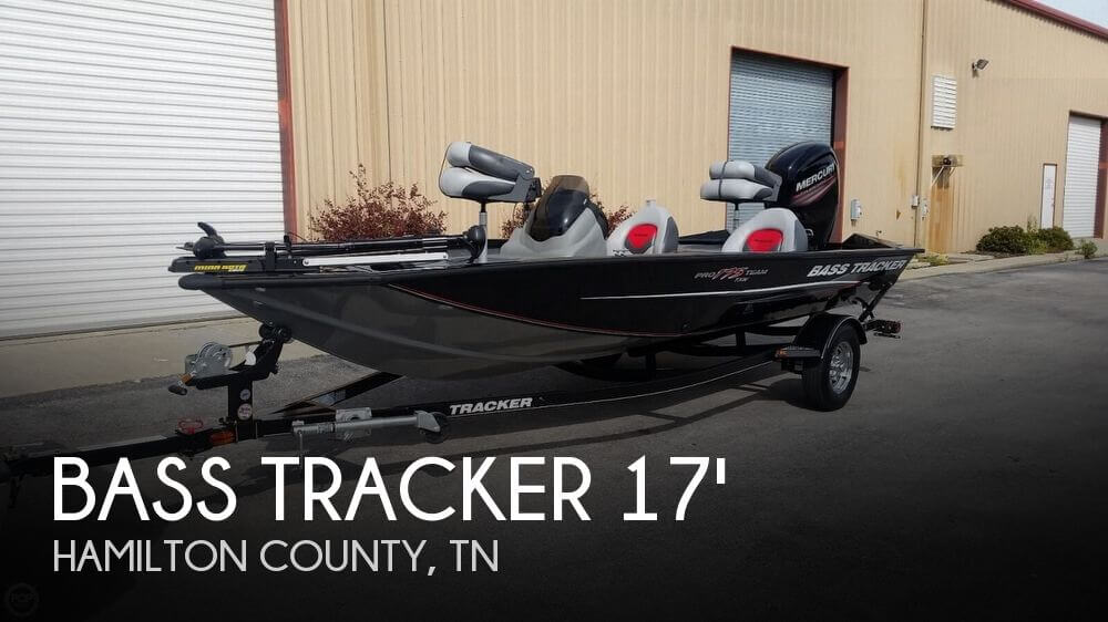 2015 Bass Tracker Pro 175 TXW - Photo #1
