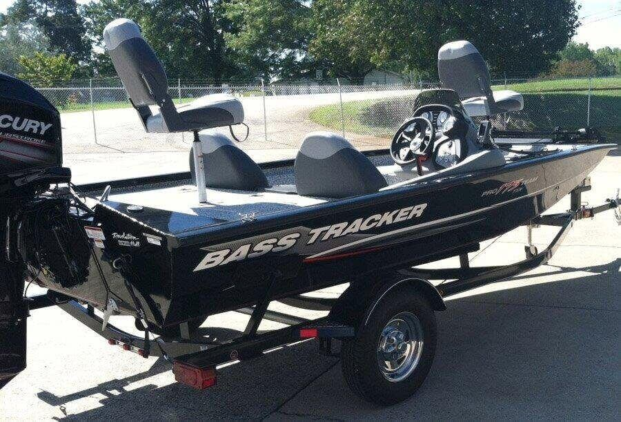 2015 Bass Tracker Pro 175 TXW - Photo #18