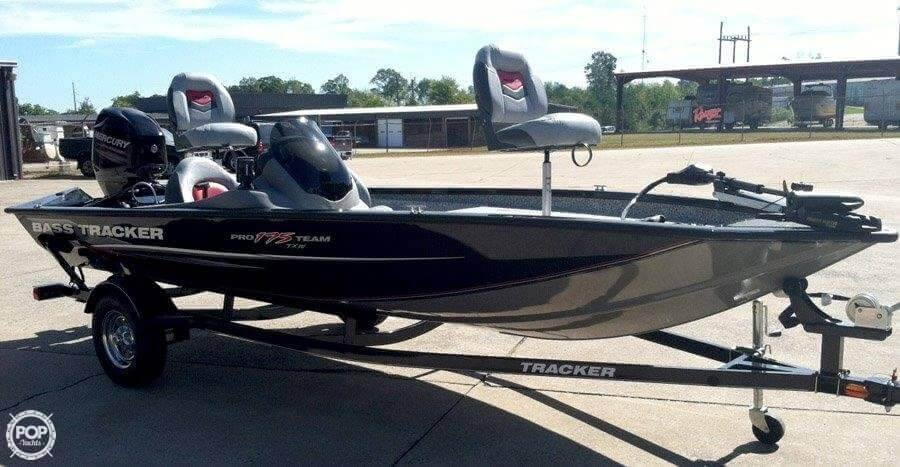 2015 Bass Tracker Pro 175 TXW - Photo #20