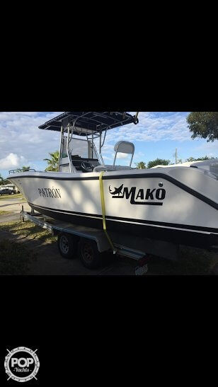 1998 Mako 282 Center Console - Photo #8