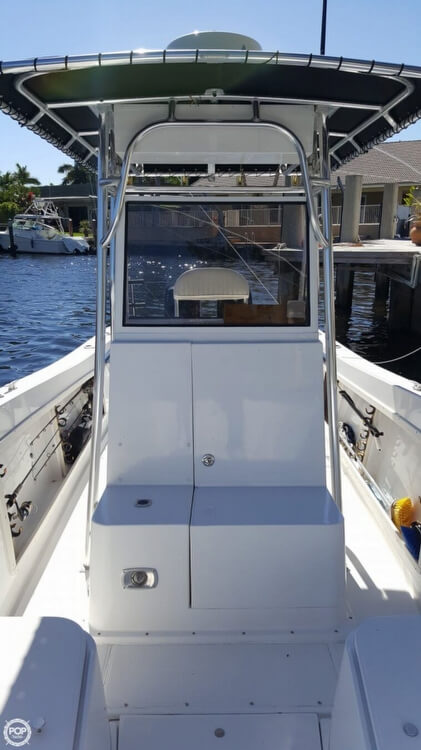 1998 Mako 282 Center Console - Photo #4