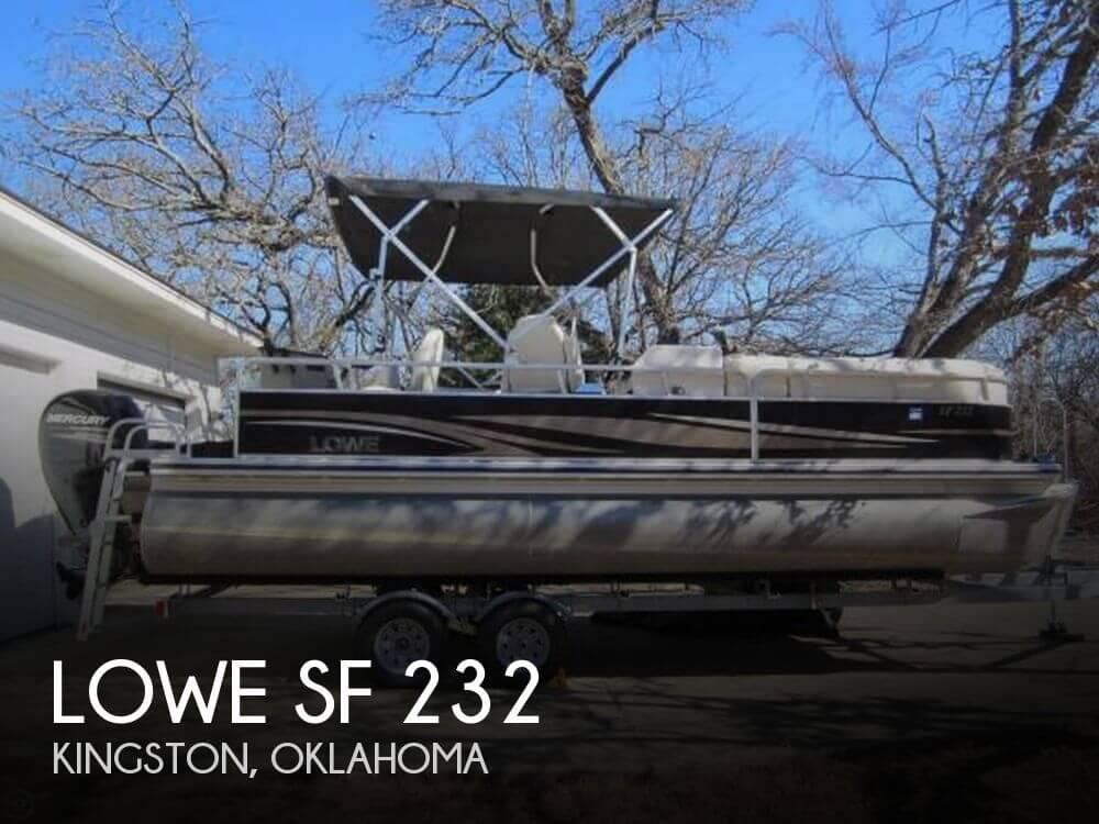 2013 Lowe SF 232 - Photo #1