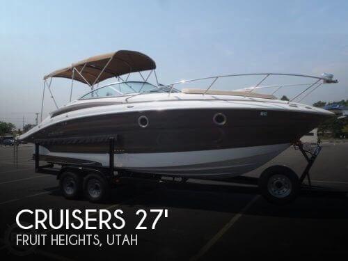2014 Cruisers Sport Series 275 Express - Photo #1