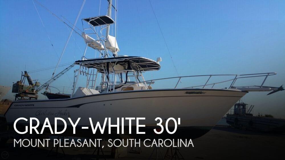 2005 Grady-White 306 Bimini - Photo #1