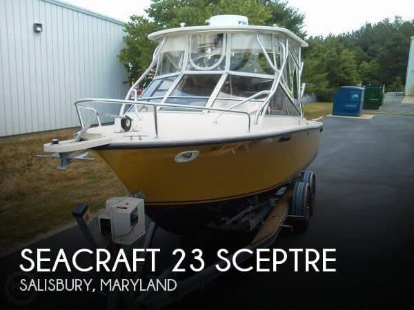 1978 SeaCraft 23 Sceptre - Photo #1
