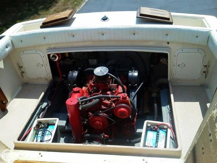 1978 SeaCraft 23 Sceptre - Photo #10