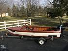 1957 Thompson, 1982 Mercury 40 HP Outboard