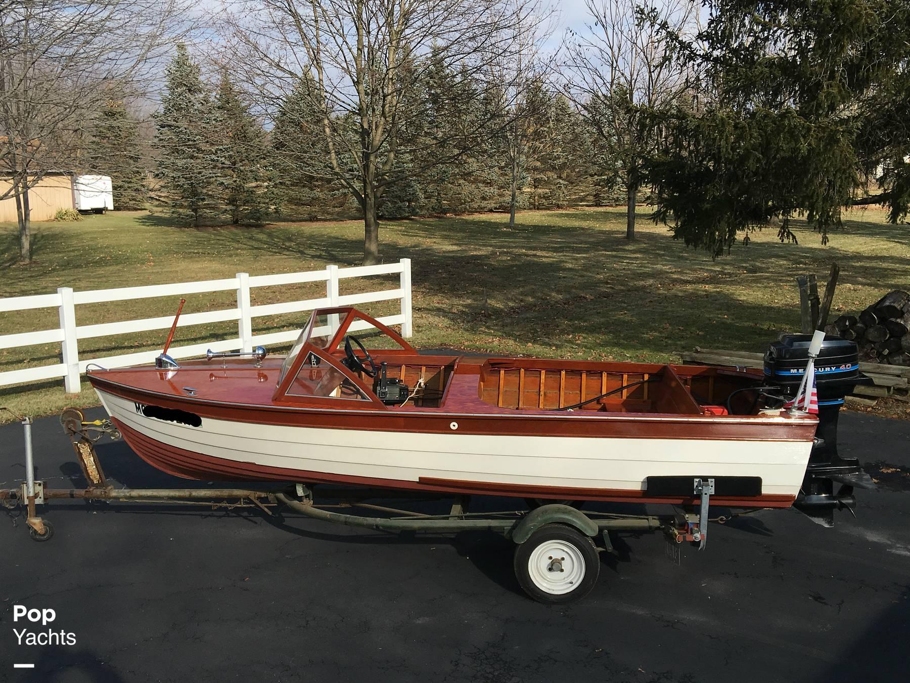 1957 thompson sea lancer for sale Skeeter Boat Wiring