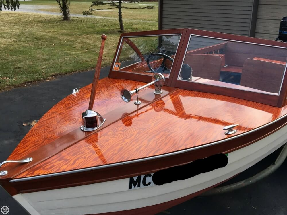 1957 Thompson boat for sale, model of the boat is Sea Lancer & Image # 6 of 40