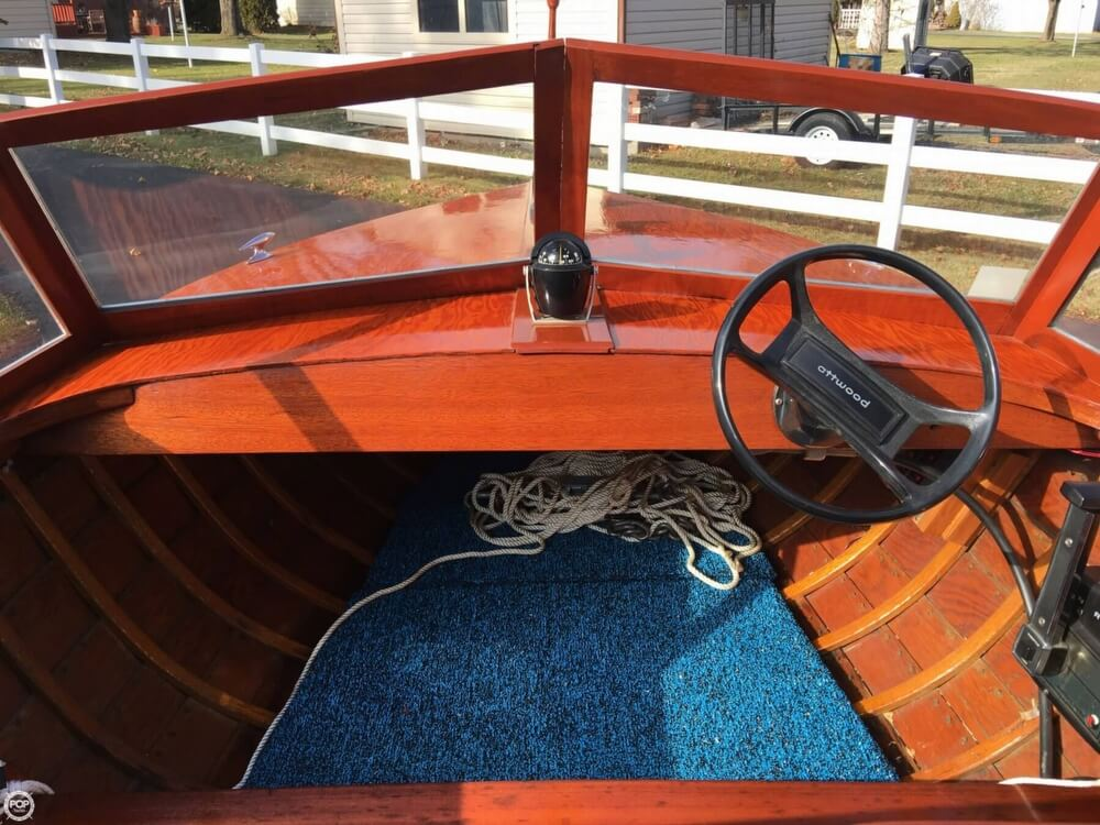 1957 Thompson boat for sale, model of the boat is Sea Lancer & Image # 7 of 40