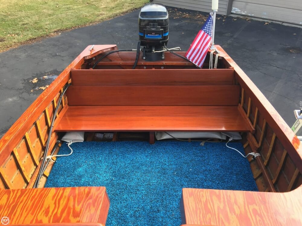 1957 Thompson boat for sale, model of the boat is Sea Lancer & Image # 9 of 40