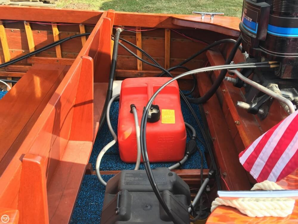 1957 Thompson boat for sale, model of the boat is Sea Lancer & Image # 10 of 40