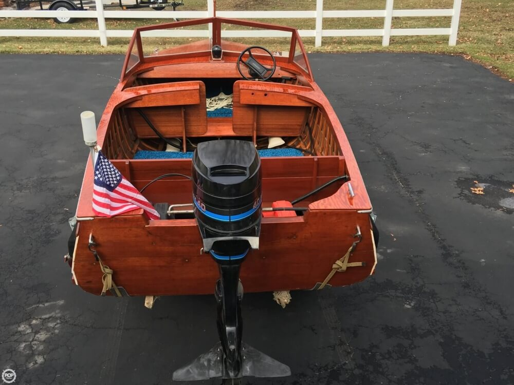 1957 Thompson boat for sale, model of the boat is Sea Lancer & Image # 11 of 40