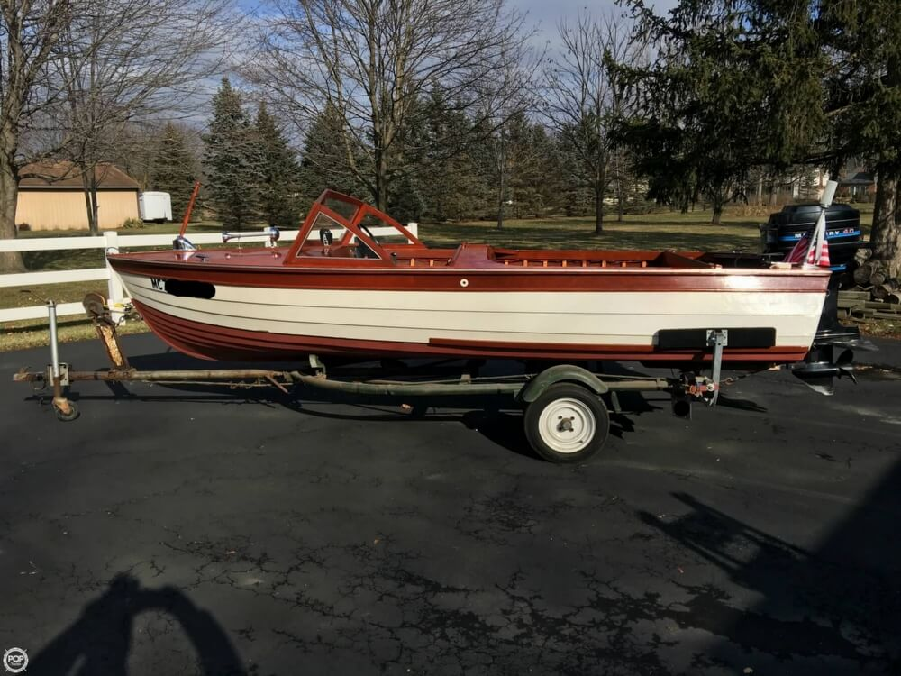 1957 Thompson boat for sale, model of the boat is Sea Lancer & Image # 13 of 40