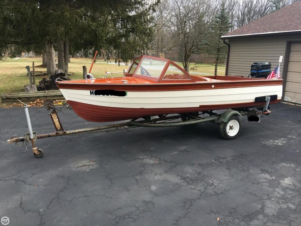 1957 Thompson boat for sale, model of the boat is Sea Lancer & Image # 16 of 40