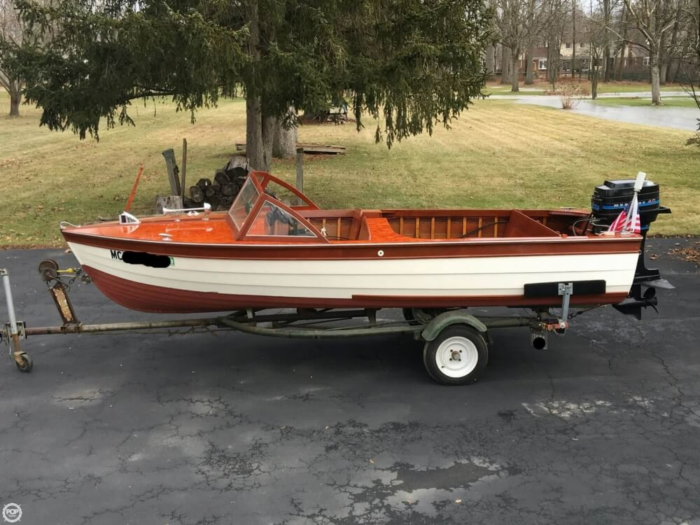 1957 Thompson boat for sale, model of the boat is Sea Lancer & Image # 17 of 40