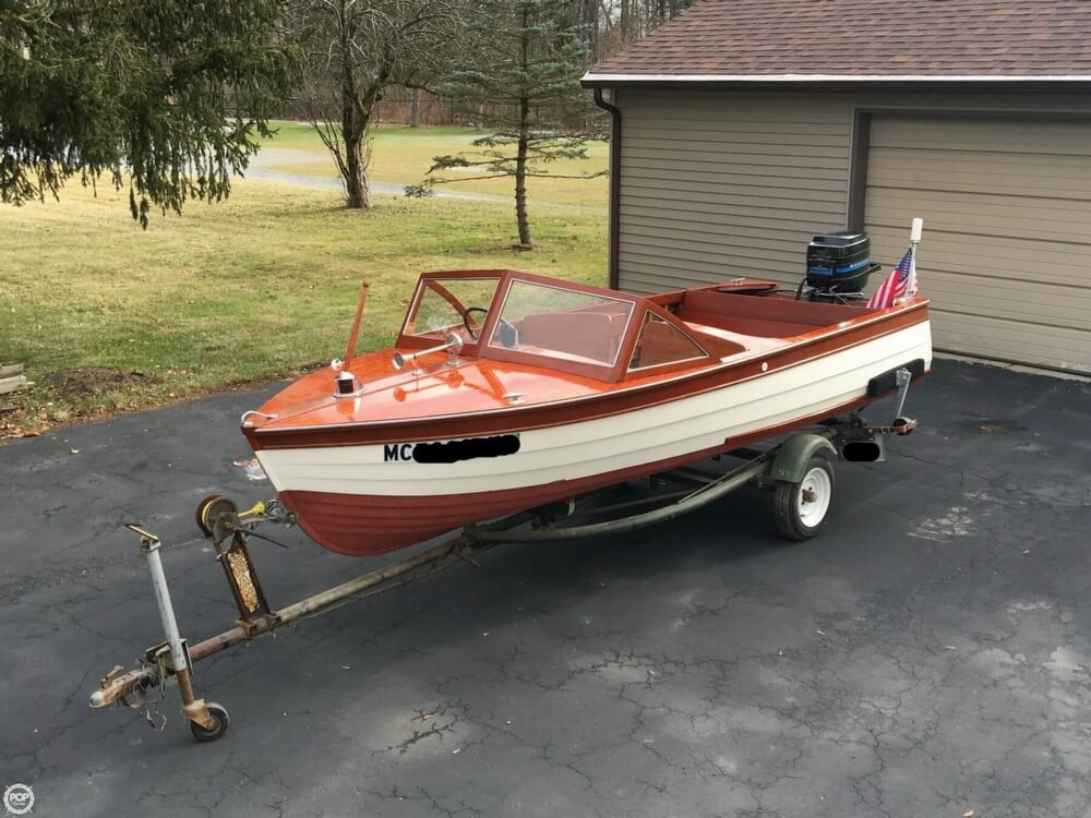 1957 Thompson boat for sale, model of the boat is Sea Lancer & Image # 18 of 40
