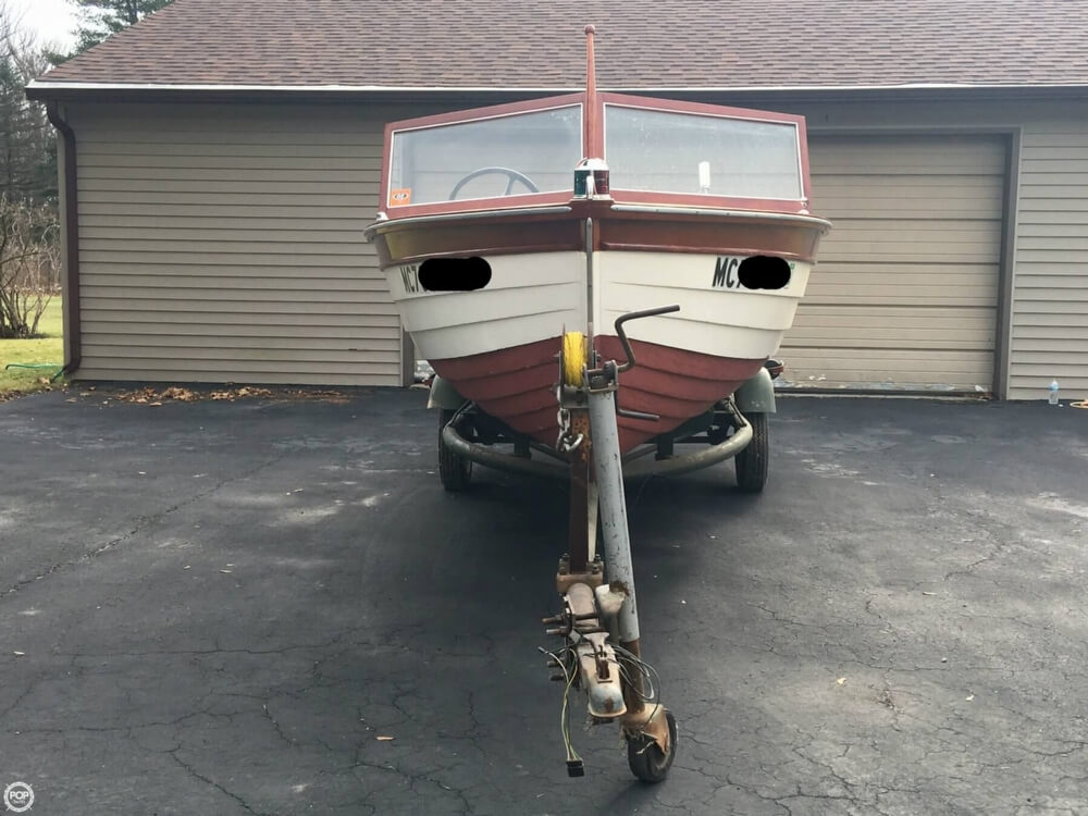1957 Thompson boat for sale, model of the boat is Sea Lancer & Image # 19 of 40