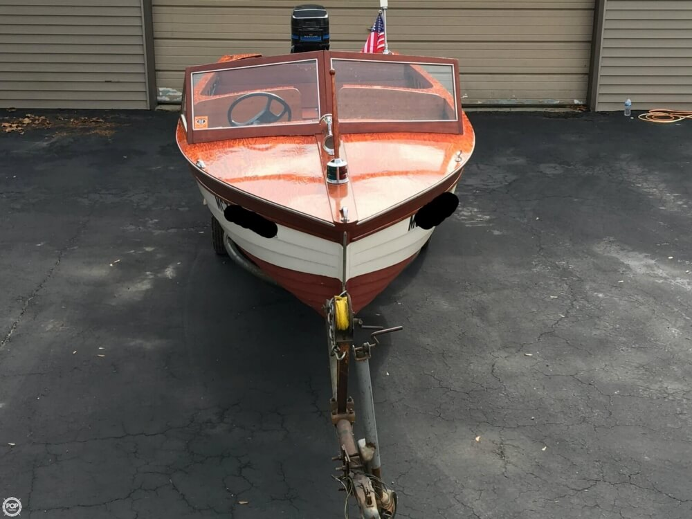 1957 Thompson boat for sale, model of the boat is Sea Lancer & Image # 21 of 40