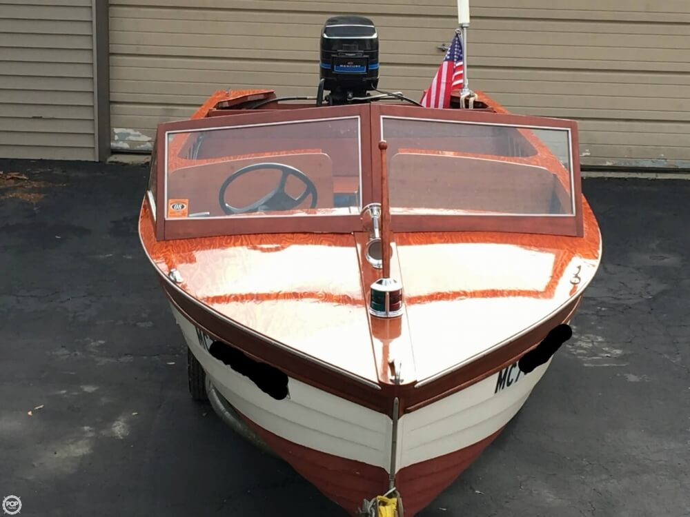 1957 Thompson boat for sale, model of the boat is Sea Lancer & Image # 22 of 40