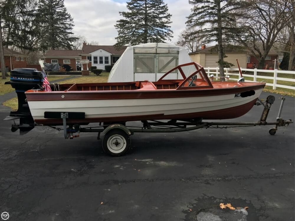 1957 Thompson boat for sale, model of the boat is Sea Lancer & Image # 24 of 40