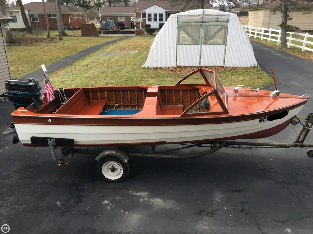 1957 Thompson boat for sale, model of the boat is Sea Lancer & Image # 25 of 40