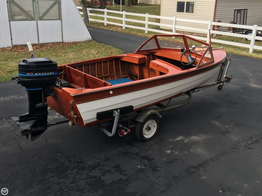 1957 Thompson boat for sale, model of the boat is Sea Lancer & Image # 27 of 40