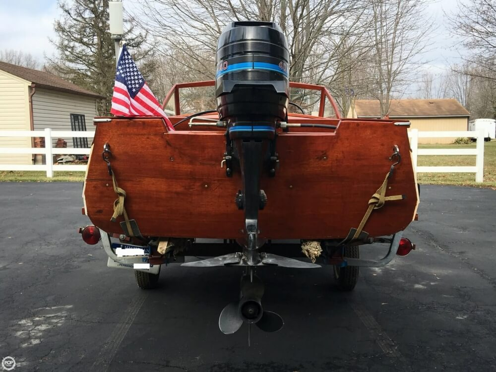1957 Thompson boat for sale, model of the boat is Sea Lancer & Image # 28 of 40