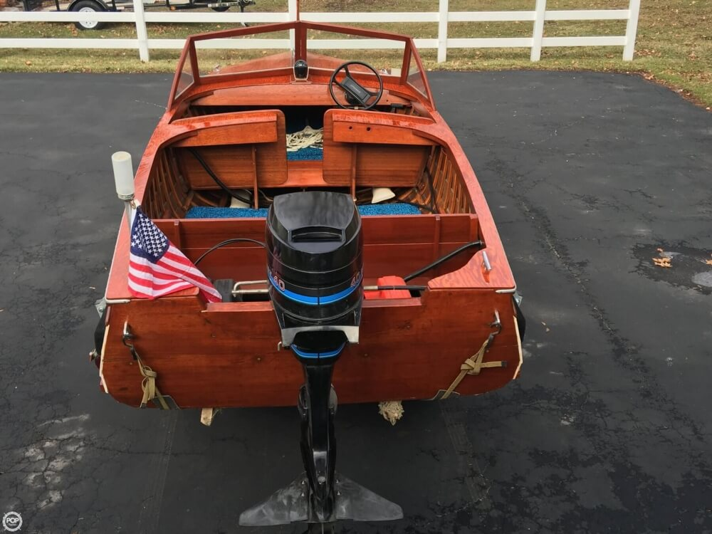 1957 Thompson boat for sale, model of the boat is Sea Lancer & Image # 29 of 40