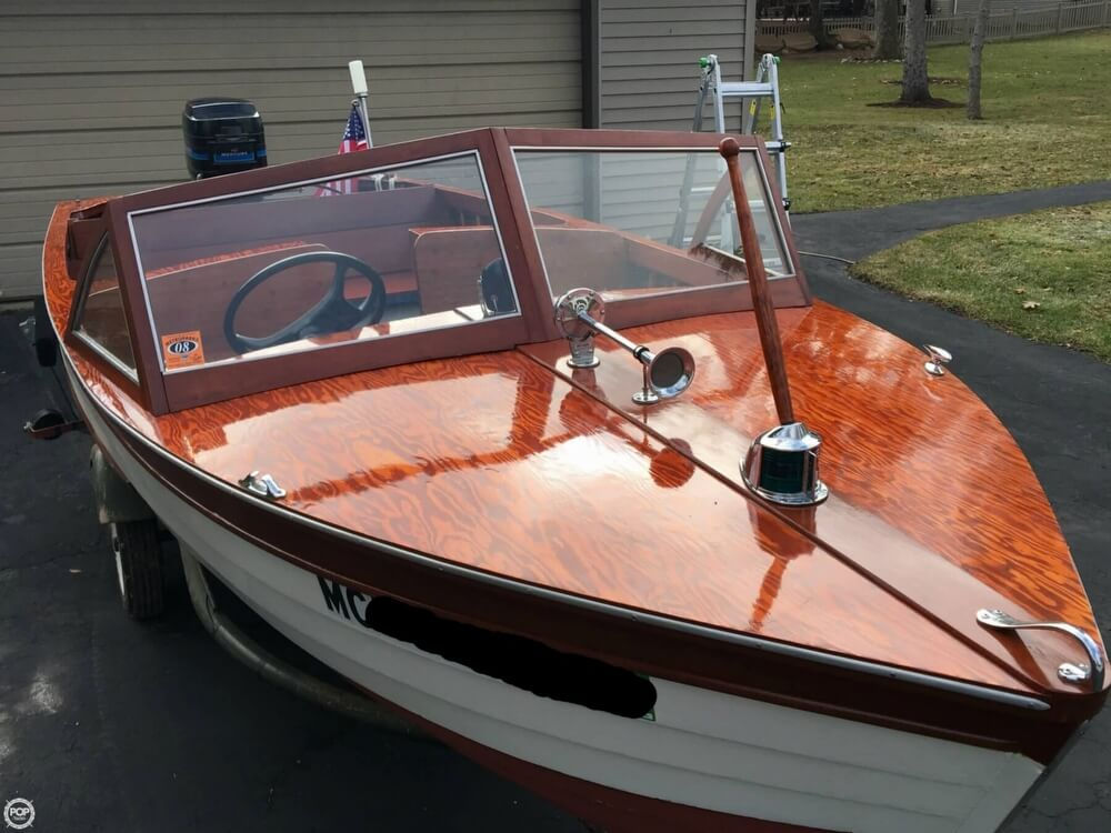 1957 Thompson boat for sale, model of the boat is Sea Lancer & Image # 34 of 40