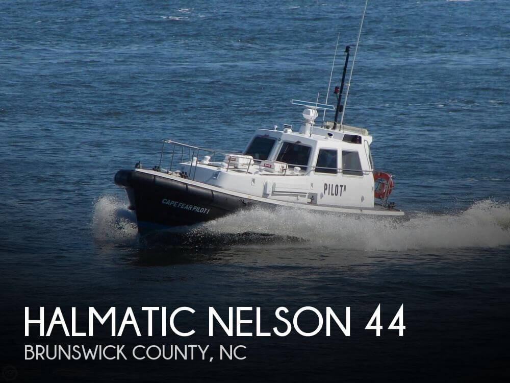 Used Boats For Sale in North Carolina by owner | 1988 Halmatic 41