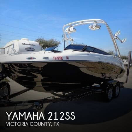 2009 Yamaha 212SS - Photo #1
