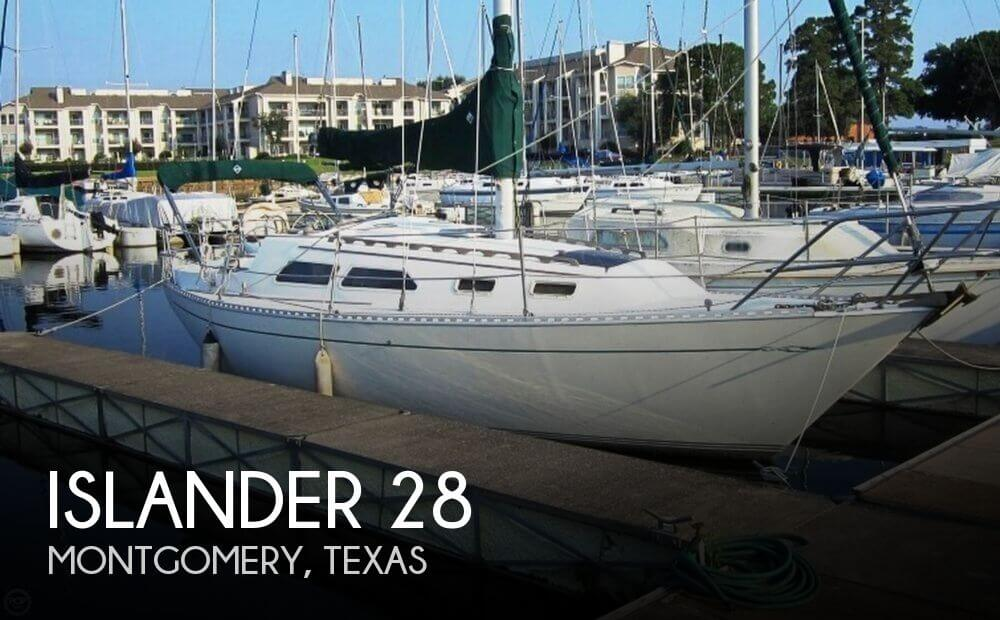 Used Islander Boats For Sale by owner | 1985 Islander 28