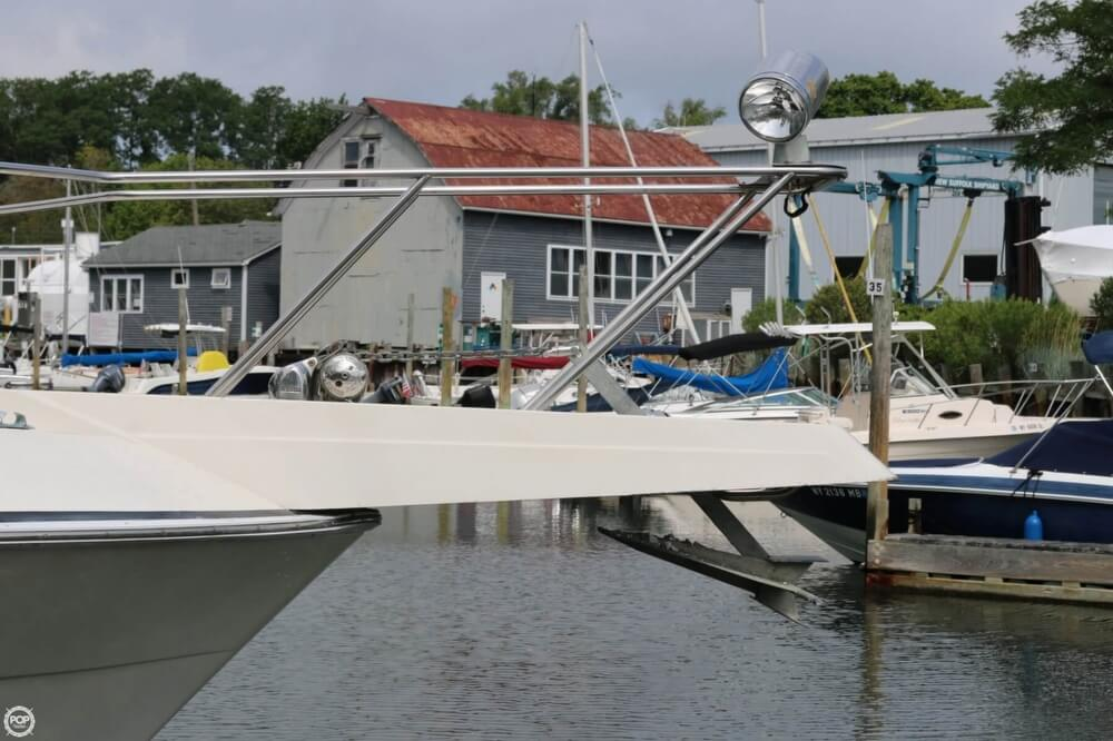 1987 Silverton boat for sale, model of the boat is 34 Express & Image # 16 of 40