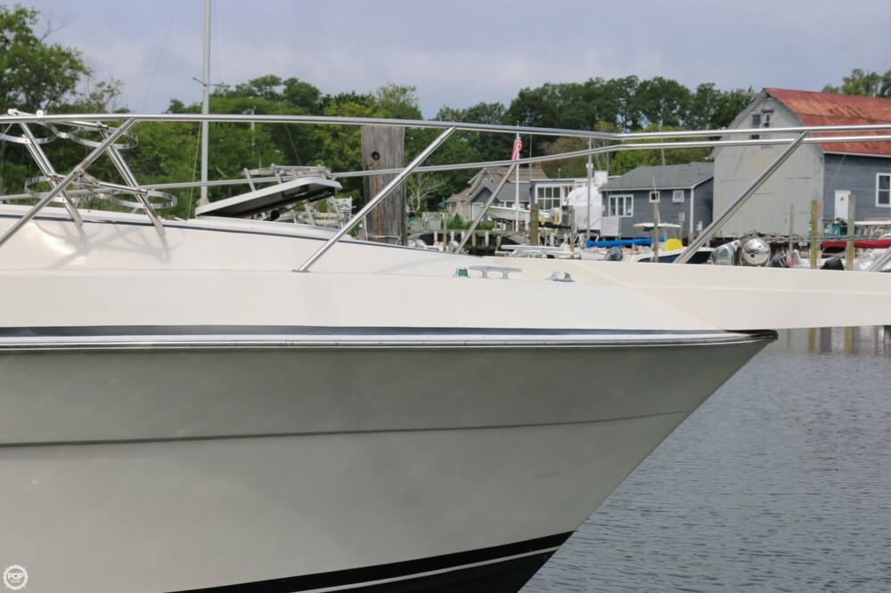1987 Silverton boat for sale, model of the boat is 34 Express & Image # 14 of 40