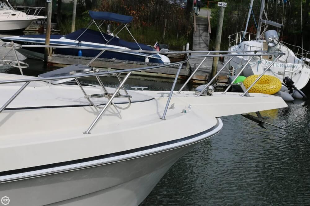 1987 Silverton boat for sale, model of the boat is 34 Express & Image # 21 of 40