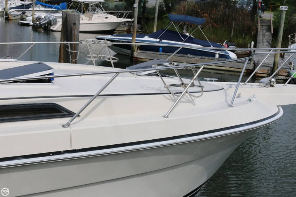 1987 Silverton boat for sale, model of the boat is 34 Express & Image # 22 of 40