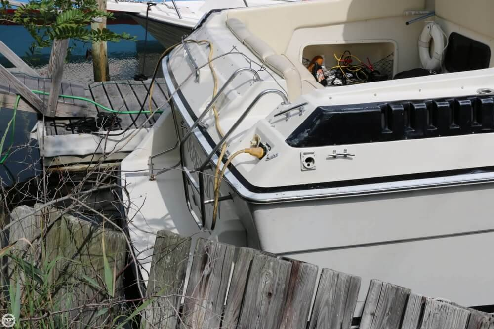 1987 Silverton boat for sale, model of the boat is 34 Express & Image # 28 of 40