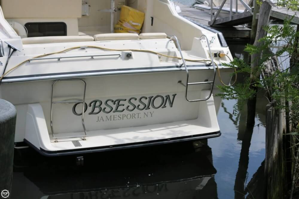 1987 Silverton boat for sale, model of the boat is 34 Express & Image # 31 of 40